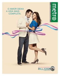Namorados - Metro